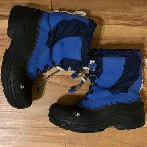 THE NORTH FACE Winter Snow Boots Boys 6